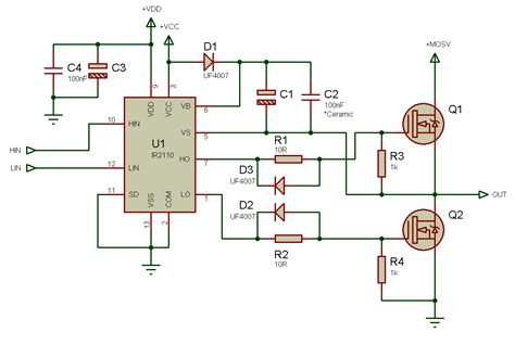 transistor h bridge driver transistors how to mosfets and drivers for fpga bldc driver electrical engineering