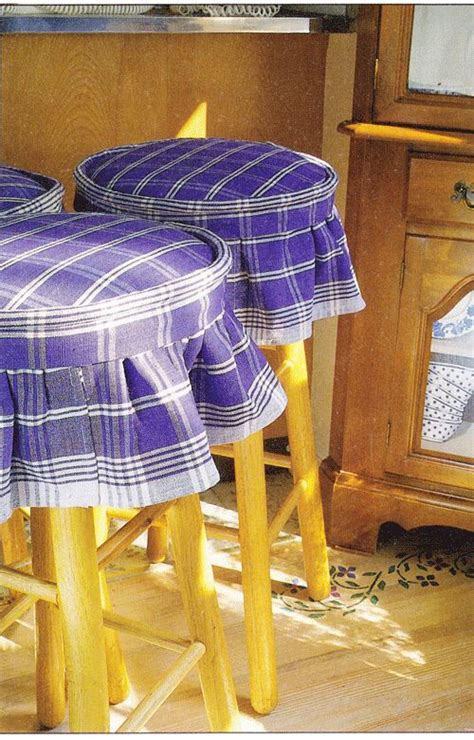 Henriksdal Bar Stool Cover Sewing Pattern by Best 25 Bar Stool Covers Ideas On Stool