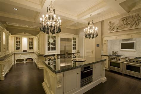 expensive kitchens designs 30 supremely luxurious kitchen designs