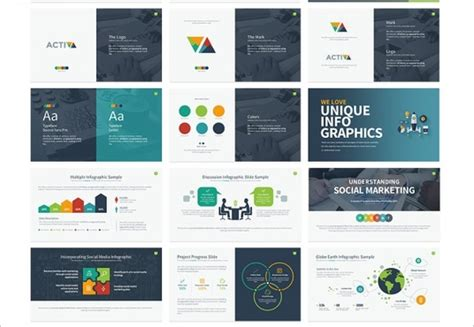 presentation layout pdf design powerpoint or pdf presentation for 163 5