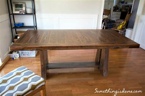 pdf diy diy wood dining table do it yourself