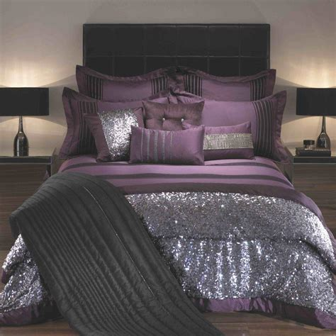 purple bedding kylie minogue at home luxury bedding luxury interior