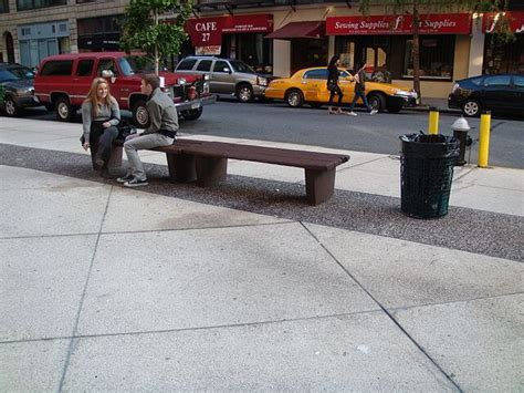 cafe bench ny nightmare come true man dies after falling through