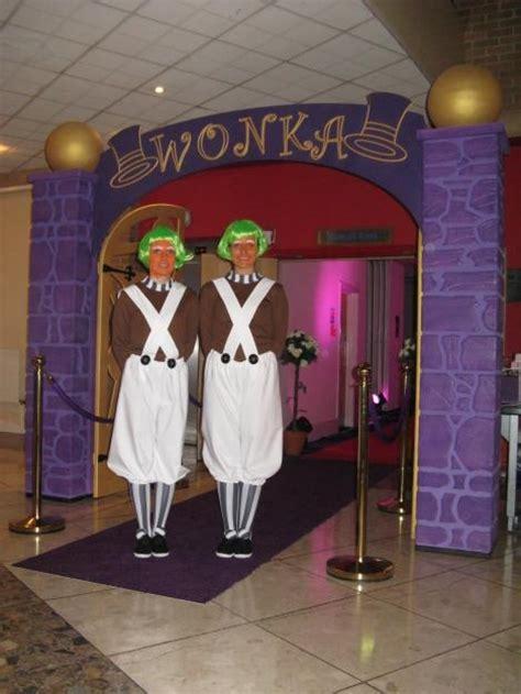 Willy Wonka Decorations by Willy Wonka Ideas Theme Willy Wonka