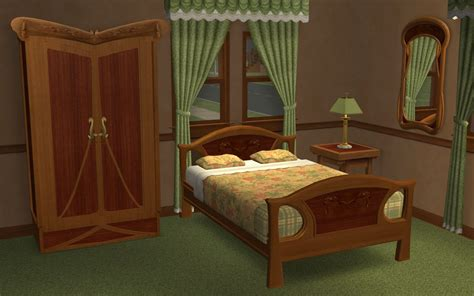 Soma Bed by Mod The Sims Recolors Of An Ofb Dresser Matching Base