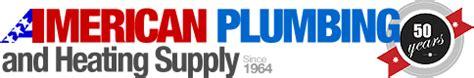 American Plumbing Supply by American Plumbing Heating Supply Co Elizabeth Nj