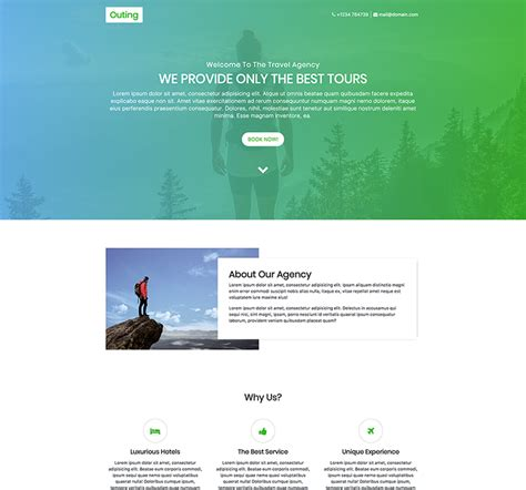biography css templates 25 best free css templates 2018 themelibs
