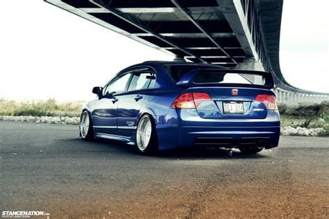 stancenation honda civic si limited addiction jonas honda civic si stancenation