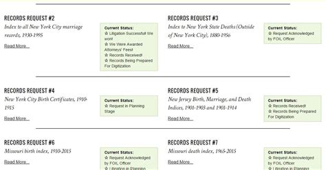 Records Nyc Free Upfront With Ngs Reclaim The Records Nyc Marriage Index 1950 1995 Free To Access