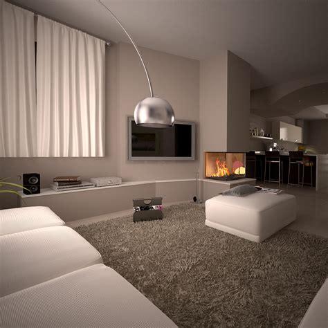 design interni moderno living moderno realizzazione di rendering per interni ed