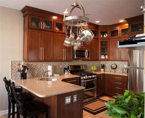 Townhouse kitchen remodel   Transitional   Kitchen   new