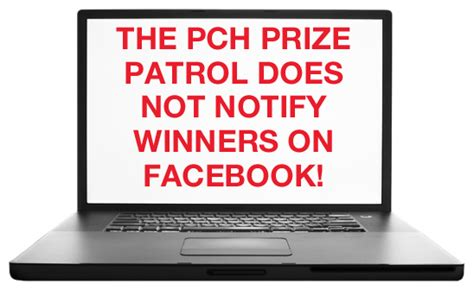 How Does Pch Notify Winners - pch fan shares tips to help everyone spot imposter pch scams pch blog