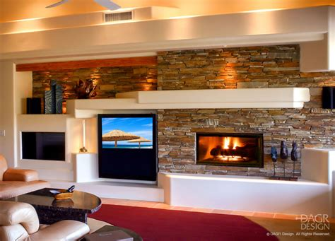design home entertainment center media wall design inspiration gallery dagr design