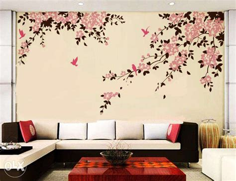 Creative Wall Painting Ideas Bedroom » Home Design 2017