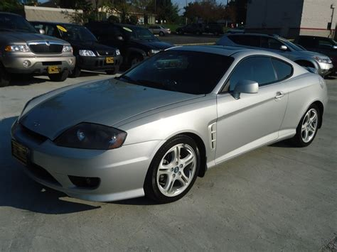 2005 Hyundai Tiburon Gt 2005 hyundai tiburon gt v6 for sale in cincinnati oh