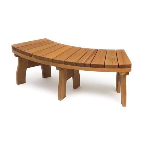 wooden seating benches best 25 curved outdoor benches ideas on pinterest
