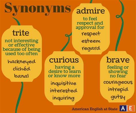synonym exles 61 best synonyms and antonyms images on pinterest