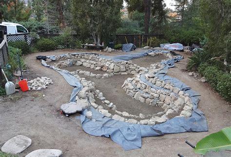 pool  pond conversion transforms southern california