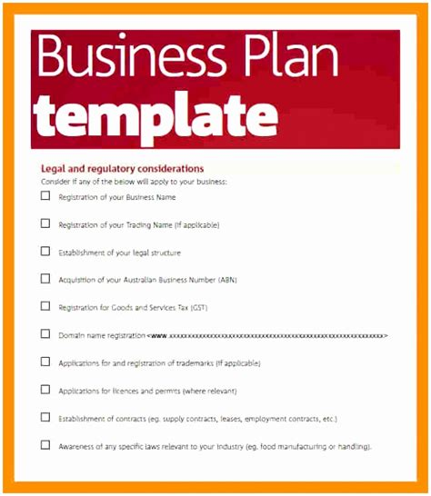 best template for a business plan 9 template of a business plan pdf ypaop templatesz234