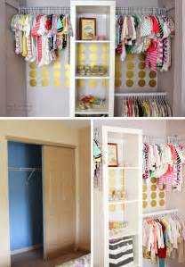 Diy Organizing Closet by 20 Diy Closet Organization Ideas For The Home Sort Your