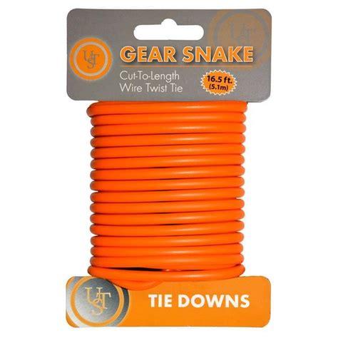 ust gear snake oranssi m 246 kkimies