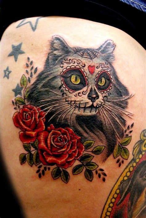 cat tattoo line work 24 tattoos for cat lovers tattoomagz com tattoo