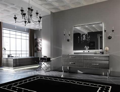 hton bathroom vanity milldue hilton 10 silver alligator veneer luxury italian