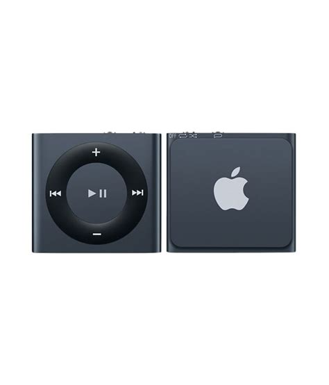 Apples Ipod Shuffle Now Out In A Selection Of Colours by Buy Apple Ipod Shuffle 2gb Grey At Best Price In