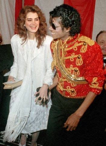 brooke shields michael jackson pinterest discover and save creative ideas