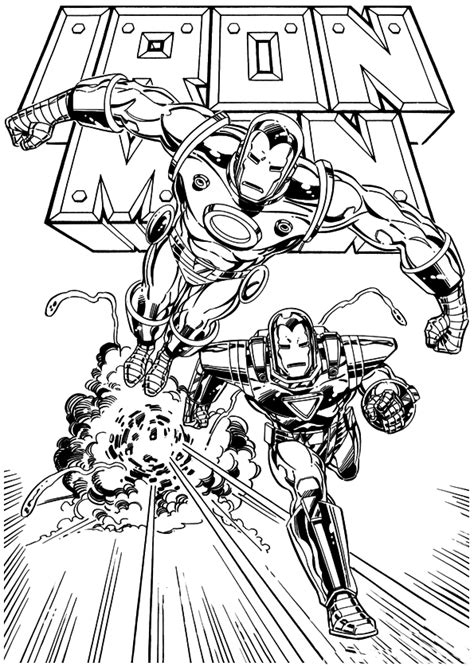 free printable coloring pages ironman free iron man logo coloring pages