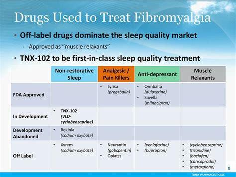 sleep therapy for fibromyalgia treatment videos corporate presentation may 2012 ticker tnxp ob