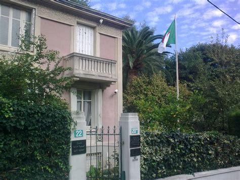 consolato algeria a consulat d alg 233 rie 224 alg 233 rie news alg 233 rie et