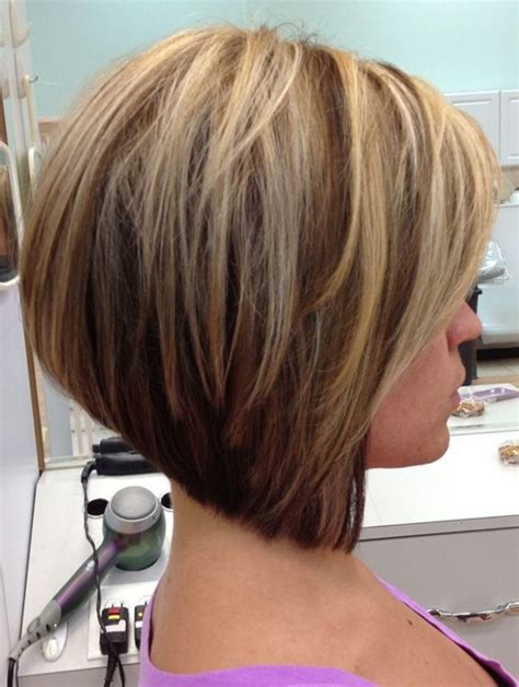 bob hairstyle at back and longer at front inverted bob haircut pictures front and back hairstyles