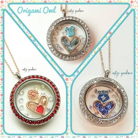 Origami Owl Firefighter Locket - origami owl doctor and