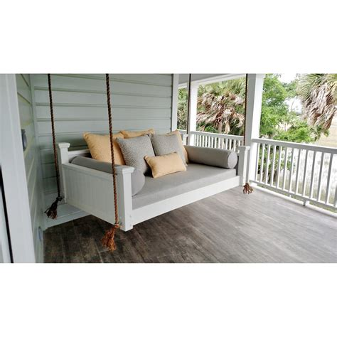 custom porch swing custom carolina southern savannah porch swing reviews