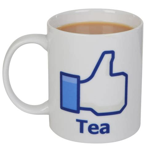 Social Like Mug   Tea   IWOOT