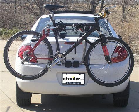 Bicycle Trunk Rack by Y02619