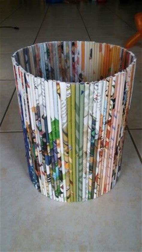 diy recycled paper crafts diy amazing recycled magazines crafts that will inspire you