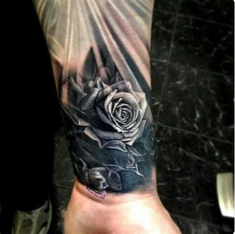 quarter sleeve tattoo wrist the start of my half sleeve roses with shading tattoos