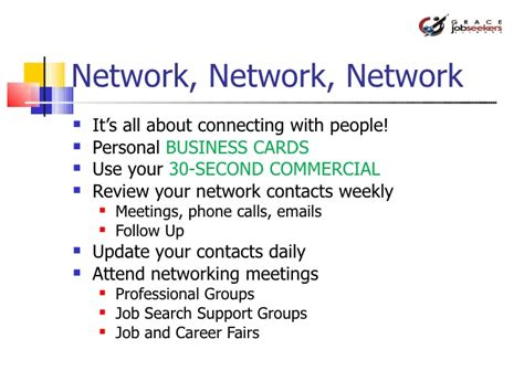 career networking business card template personal business cards seekers image collections