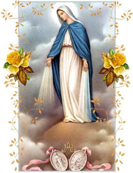 imagenes de la virgen maria grandes imagenes religiosas virgen de la medalla milagrosa o