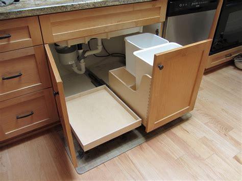 Under Kitchen Cabinet Storage Drawer   Home Design Ideas