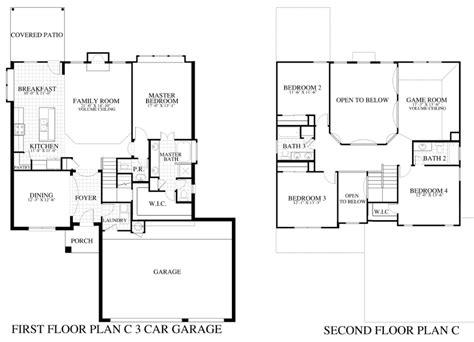 saratoga homes floor plans plan 2518c 3cg saratoga homes austin