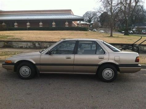 where to buy car manuals 1987 honda accord security system buy used 1987 honda accord lx sedan 4 door low miles excellent condition vintage gold in