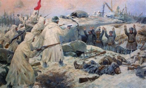 art of war 2 stalingrad winters free online games at amazing soviet war paintings page 4 armchair general