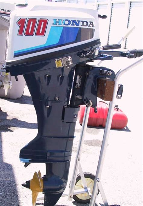 10 Hp Honda Outboard Boat Motor For Sale