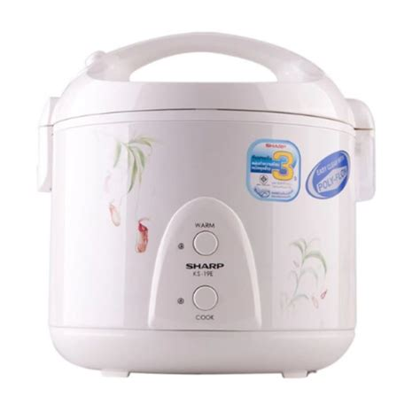 Rice Cooker Sharp Ks M18l sharp rice cooker ks 23e pi at esquire electronics ltd