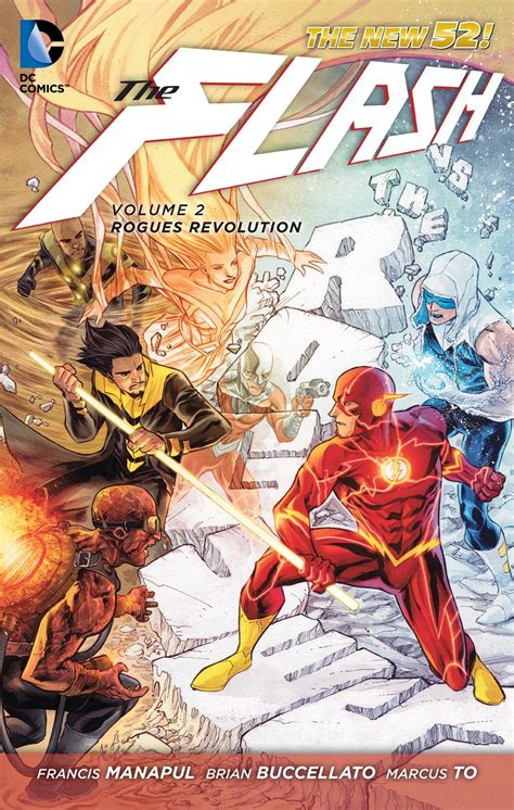 The Flash Volume 2 Rogues Revolution Hc The New 52 par o 249 commencer 6 flash dcplanet fr