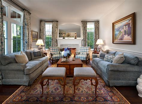 Traditional English Home Decor Private Residence In British Colonial Style Traditional