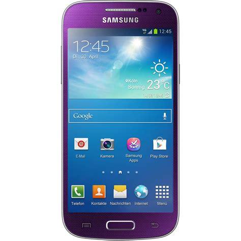 samsung galaxy  mini   gb violett smartphones